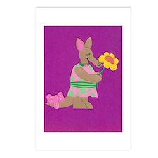 Aardvark Frield Postcards (Package of 8)
