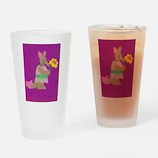 Aardvark Frield Drinking Glass