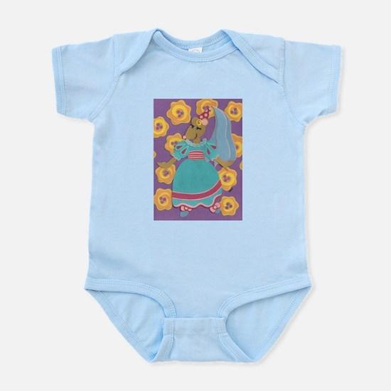 Ratpunzel Infant Bodysuit