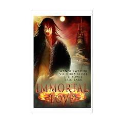 Immortal Love Decal