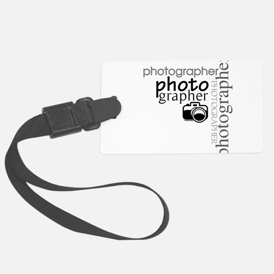 photographer1.png Large Luggage Tag