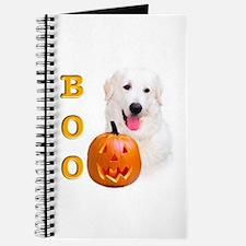 Halloween Kuvasz Boo Journal