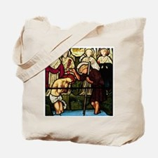 Baptism of Jesus Tote Bag