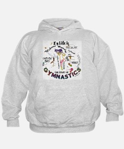 The Story of Gymnastics Hoody
