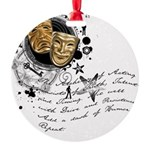 actor2.png Round Ornament