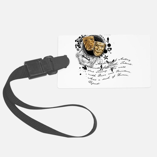 actor2.png Luggage Tag