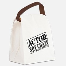 actor.png Canvas Lunch Bag