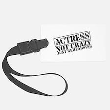 actress.png Luggage Tag