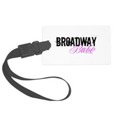 broadwaybabe1.png Luggage Tag