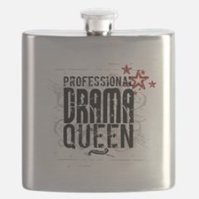 Professional Drama Queen Flask