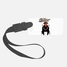 dramaqueen-new-button.jpg Luggage Tag