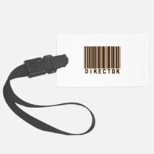 director-barcode.png Luggage Tag