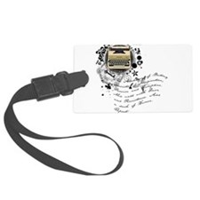 writer2.png Luggage Tag