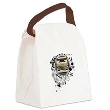 writer3.png Canvas Lunch Bag