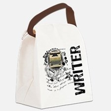writer1.png Canvas Lunch Bag