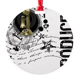 Producer Round Ornament