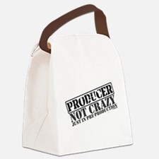 producer.png Canvas Lunch Bag