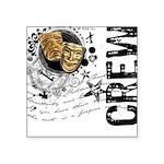 crew1-theatre.png Square Sticker 3