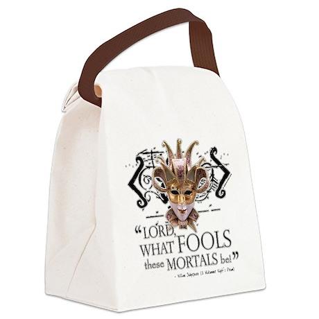 Midsummer Canvas Lunch Bag