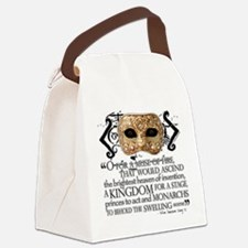 Henry V Canvas Lunch Bag