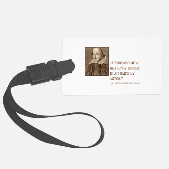 3-shakespeare-allswell-dark.png Luggage Tag