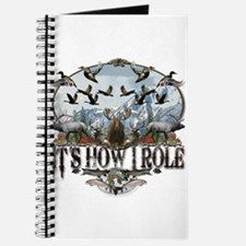 It's how I role Journal
