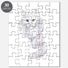 Turkish Angora Caricature Puzzle