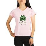 kiss-me-irish1-dark.png Performance Dry T-Shirt