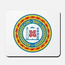 Chechen Coat of Arms Mousepad
