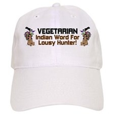 """""""Vegetarian: Indian Word For Lousy Hunter&quo"""