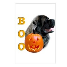 Halloween Mastiff Boo #4 Postcards (Package of 8)