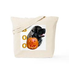 Halloween Mastiff Boo #4 Tote Bag