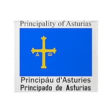 Asturias Throw Blanket