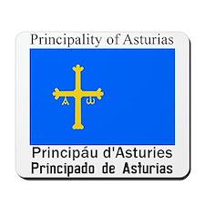 Asturias Mousepad