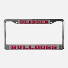 Bearden Bulldogs License Plate Frame