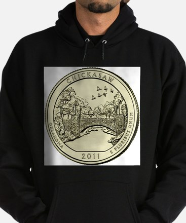 Oklahoma Quarter 2011 Basic Sweatshirt