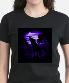 Wolf Howling copy.png Tee