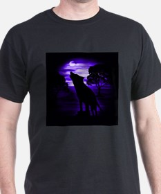 Wolf Howling copy.png T-Shirt
