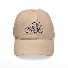 Bike Love Baseball Cap