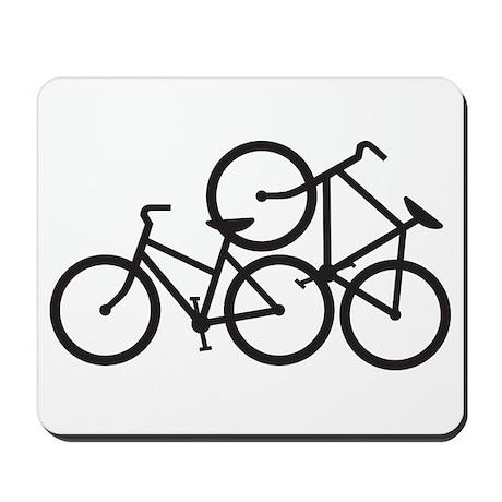 Bike Love Mousepad