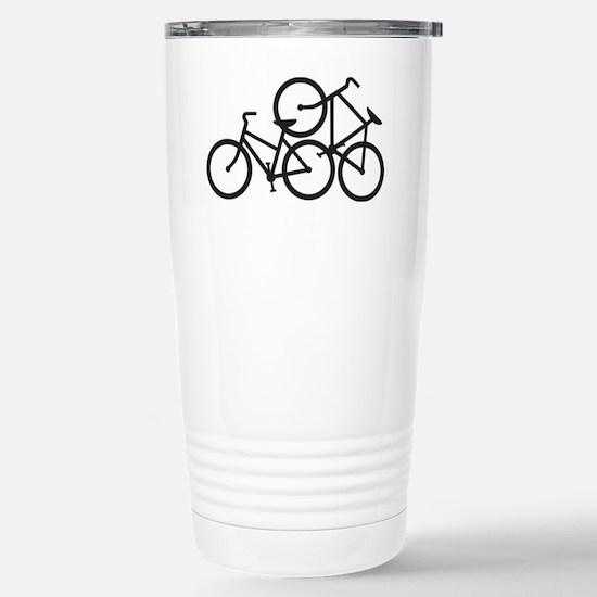 Bike Love Stainless Steel Travel Mug