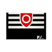 BDSM Ownership Flag Rectangle Magnet