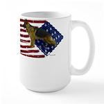 USA/GSD Large Mug