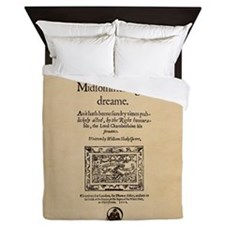 A Midsummer Night's Dream Queen Duvet