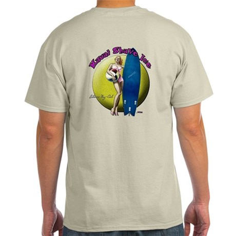 Way-cool beach fun color T-Shirt