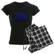 STUPID PEOPLE Pajamas