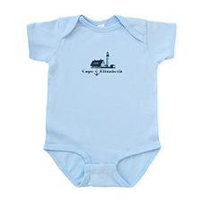 Cape Elizabeth ME - Lighthouse Design. Infant Body