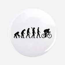 "Evolution cycling bike 3.5"" Button"