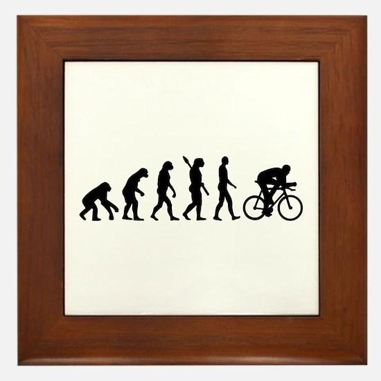 Evolution cycling bike Framed Tile