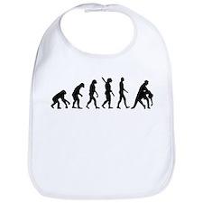 Evolution dancing tango Bib